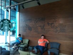 Coffe Belt Wall