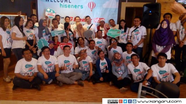Hadir di Peluncuran Hisense Community