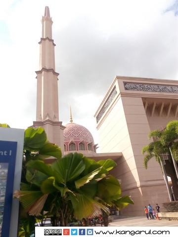 Arsitektur Masjid Putra