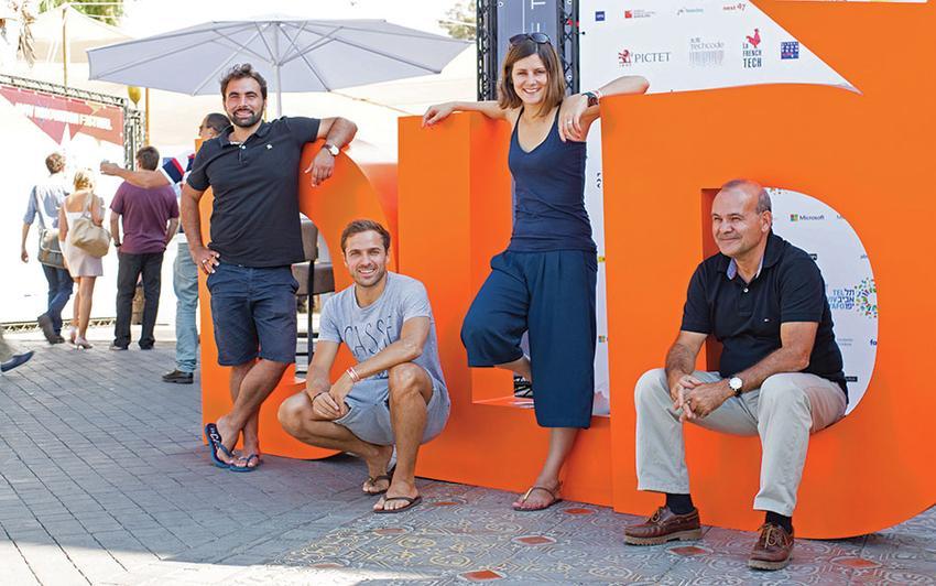 En voyage au festival DLD Innovation 2016