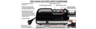 EdgeKeeper Electric Knife Sharpener