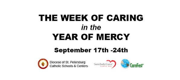 The Week of Caring in the Year of Mercy