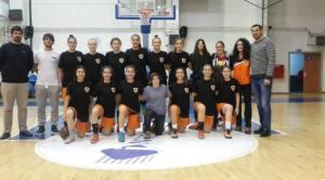 Dostlukspor, Genç Kızlarda haftayı galibiyetle kapattı