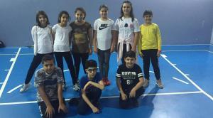 Badminton Takımı Çalışmaları – Dostluk Spor İstanbul