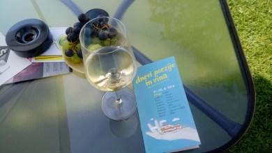 Photo of Poezija ob kozarčku vina