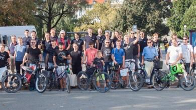 Photo of S kolesom na elektriko po Mariboru