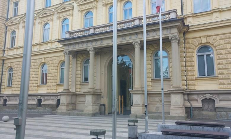 Fotografija Univerze v Mariboru
