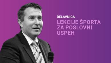 Photo of Delavnica: Lekcije športa za poslovni uspeh