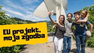 Photo of EU projekt, moja zgodba