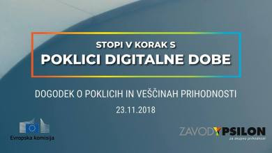 Photo of Stopi v korak s poklici digitalne dobe