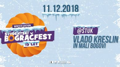 Photo of 15. Študentski Bogračfest – Winter Edition
