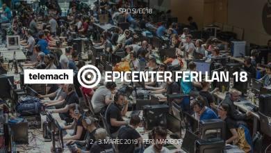 Photo of Telemach Epicenter FERI LAN 18