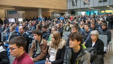 Photo of Tudi študenti na Informativne dneve