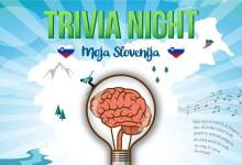 Photo of Trivia night – »Moja Slovenija«