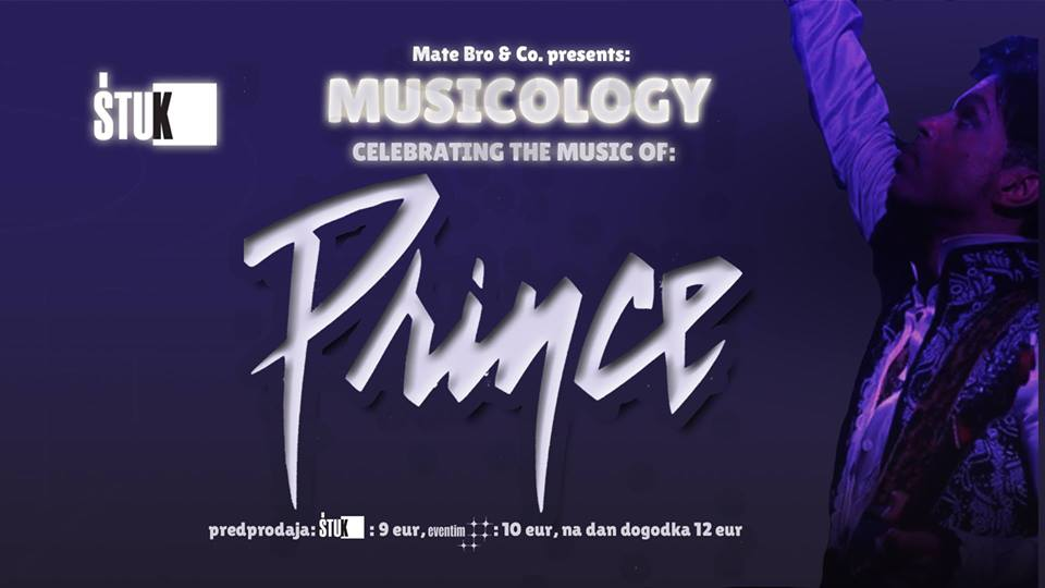 Celebrating the music of Prince