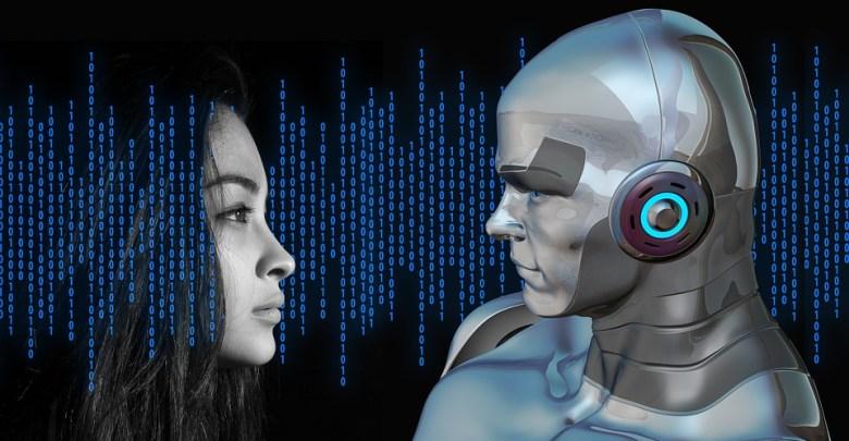 Človek proti robotu