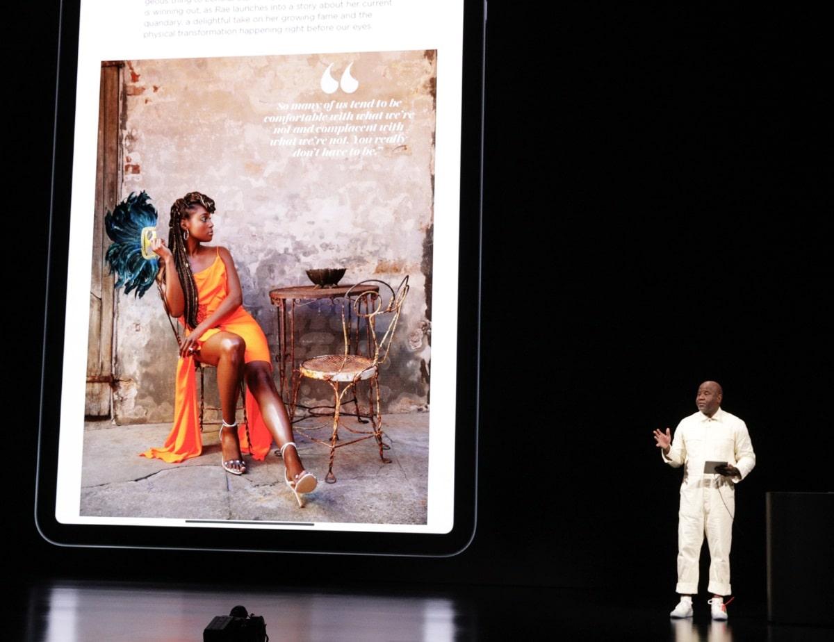Predstavitev Apple News+