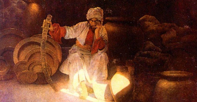 1001 Noč: Ali Baba