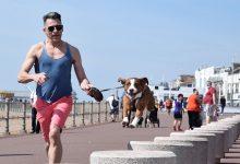 Photo of Na Maraton treh src prvičspsom