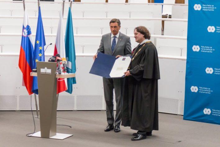 Dan FNM 2019 - Predsednik RS Borut pahor
