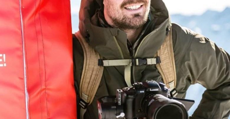 Fotograf Denis Janežič - foto Chris Riefenberg