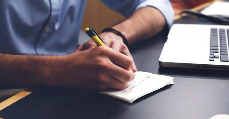 Pisanje s pisalom za natečaj Večernica, Častnika Večer