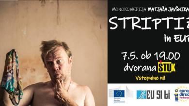 Photo of Striptiz in EU?