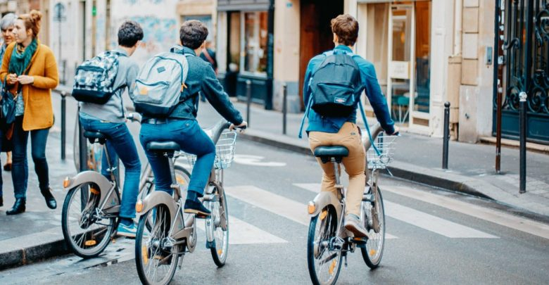 S kolesom na pot, da bo zrak manj onesnažen