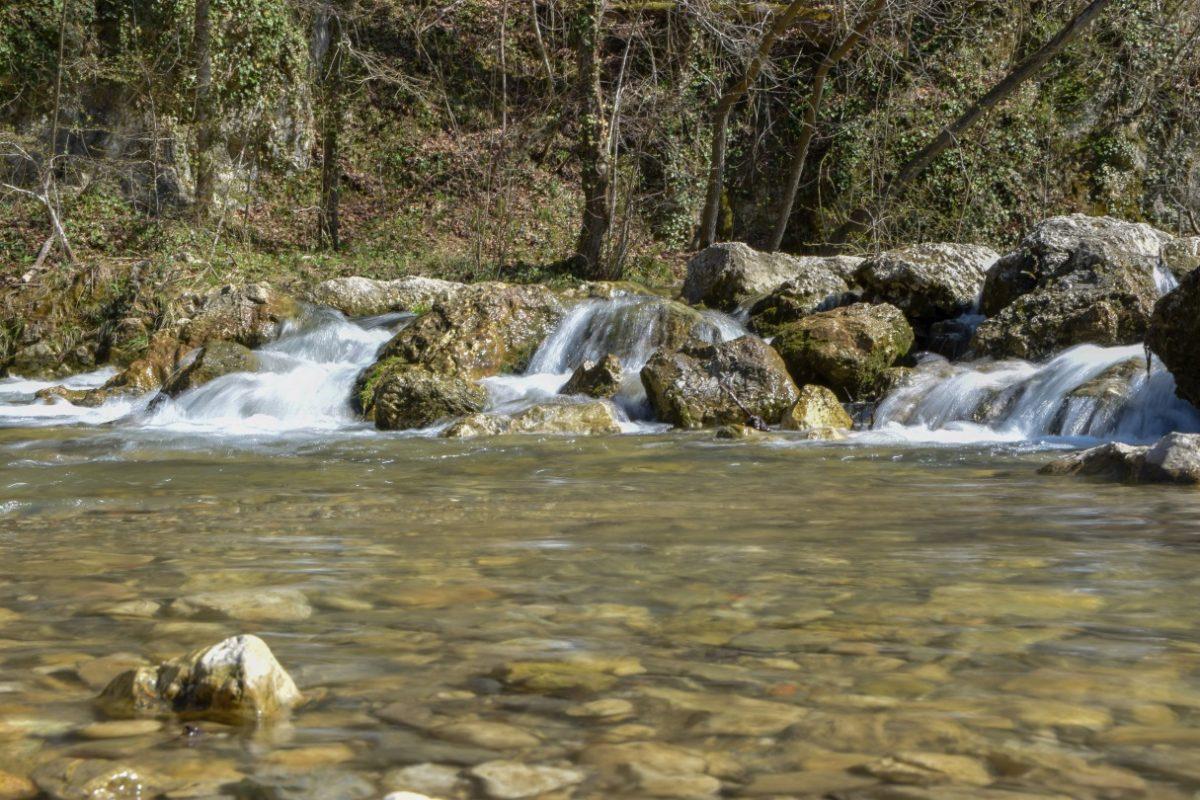izlet, spomladanski izlet, Soteska reke Bistrice, Brežice, Škrat Čatež