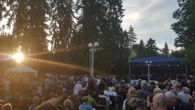 Photo of Nepozabna Operna noč v Mestnem parku
