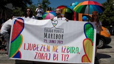 Photo of Mavričen Maribor: uspešno izpeljana prva Parada ponosa