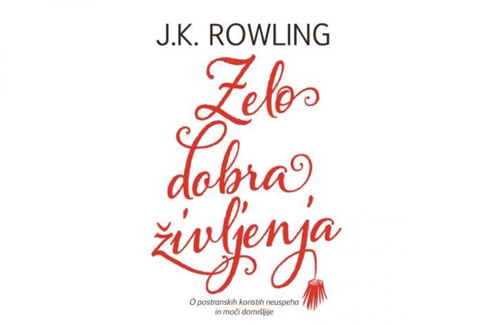 Rowling, recenzija, knjiga, Boris Karlovšek, Zelo dobra življenja, J. K. Rowling