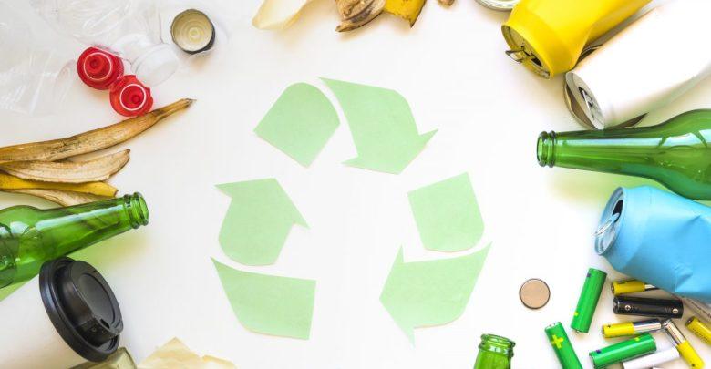 recikliranje, koš, odpadke, plastiko, embalaža, odpadki