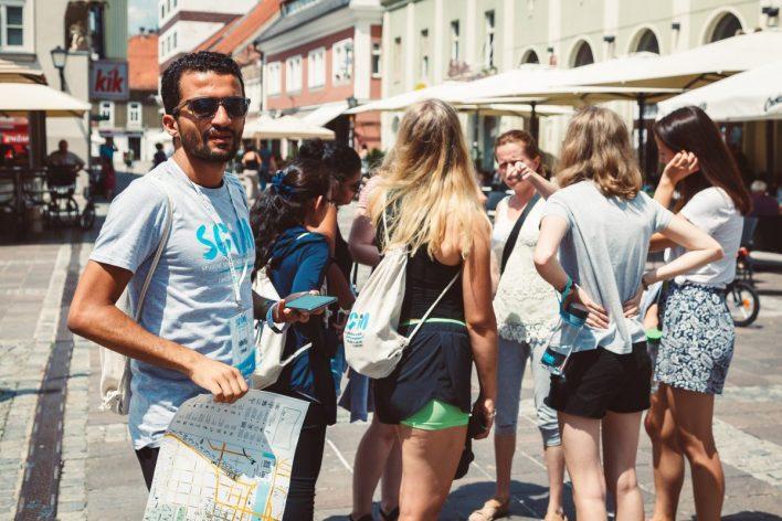 študentska konferenca SCiM, ŠOUM, Maribor, konferenca, študenti, izzivi, Oddelek za mednarodno sodelovanje ŠOUM, Izzivi mladih v modernem svetu, Student Conference in Maribor