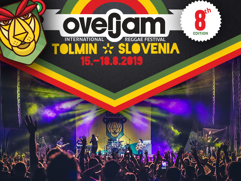 Overjam, Reggae Festival,