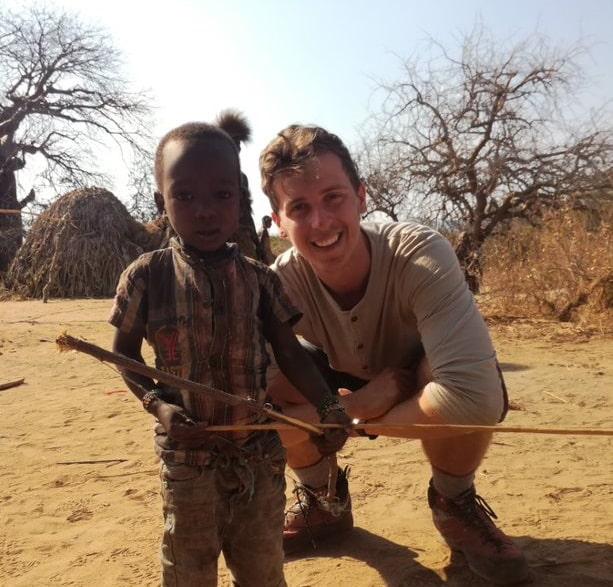 Študent vandra, natečaj, Erasmus, ŠOUM, ŠMIC, Kilimanjaro , izmenjava, Barranco kamp,