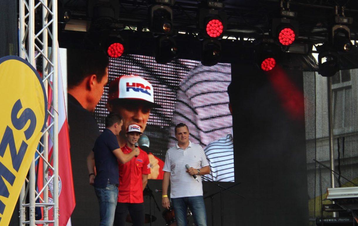 Tima Gajserja, Maribor, slavnostni sprejem, prvak, mi2, mxgp, amzs, motošport, Tim Gajser