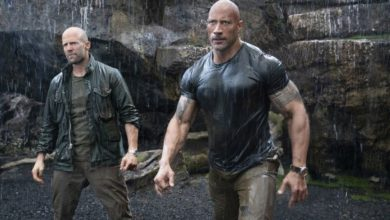Photo of Film: Hitri in drzni: Hobbs in Shaw [RECENZIJA]