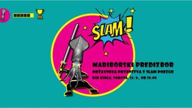 Photo of Mariborski predizbor za slovensko državno prvenstvo v slamovski poeziji