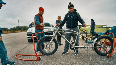 Photo of Nov hitrostni svetovni rekord s kolesom znaša 280,5 km/h!