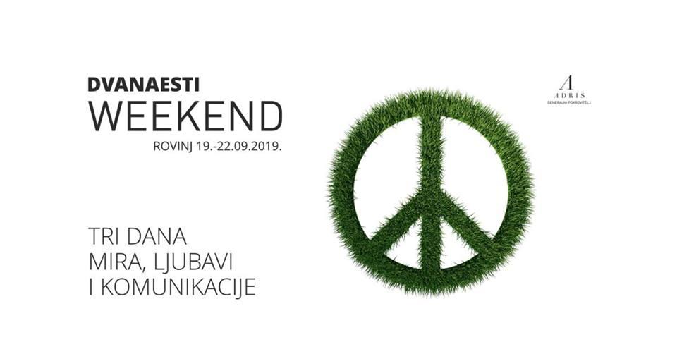 Weekend 2019, weekend, WMF, WMF 2019, mir, ljubezen, komunikacija, SoMo Borac, BalCannes, nagrade, prijave, vstopnice