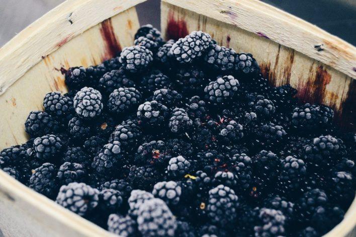 robidnice, zelenjava, jagodičevje, zelje, blitva, zdravo sadje, sadje za zdravje, zniževanje holesterola, vitamin B6, antioksidanti, hranilne snovi, sadni sladkor