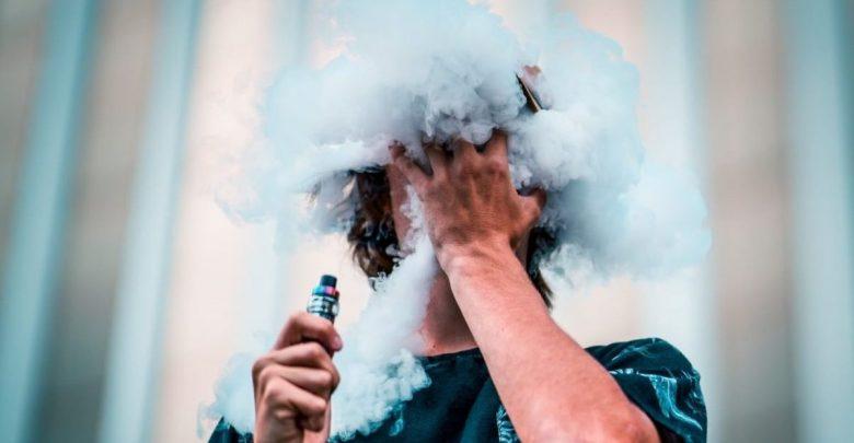 e-cigaret, zdravje, vejp, vejpanje, elektronske cigarete, THC,