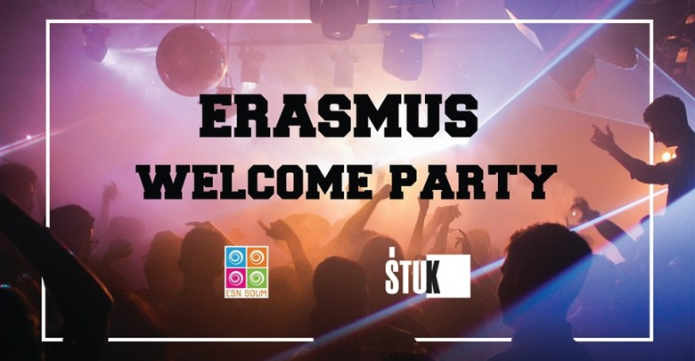 Erasmus Welcome Party