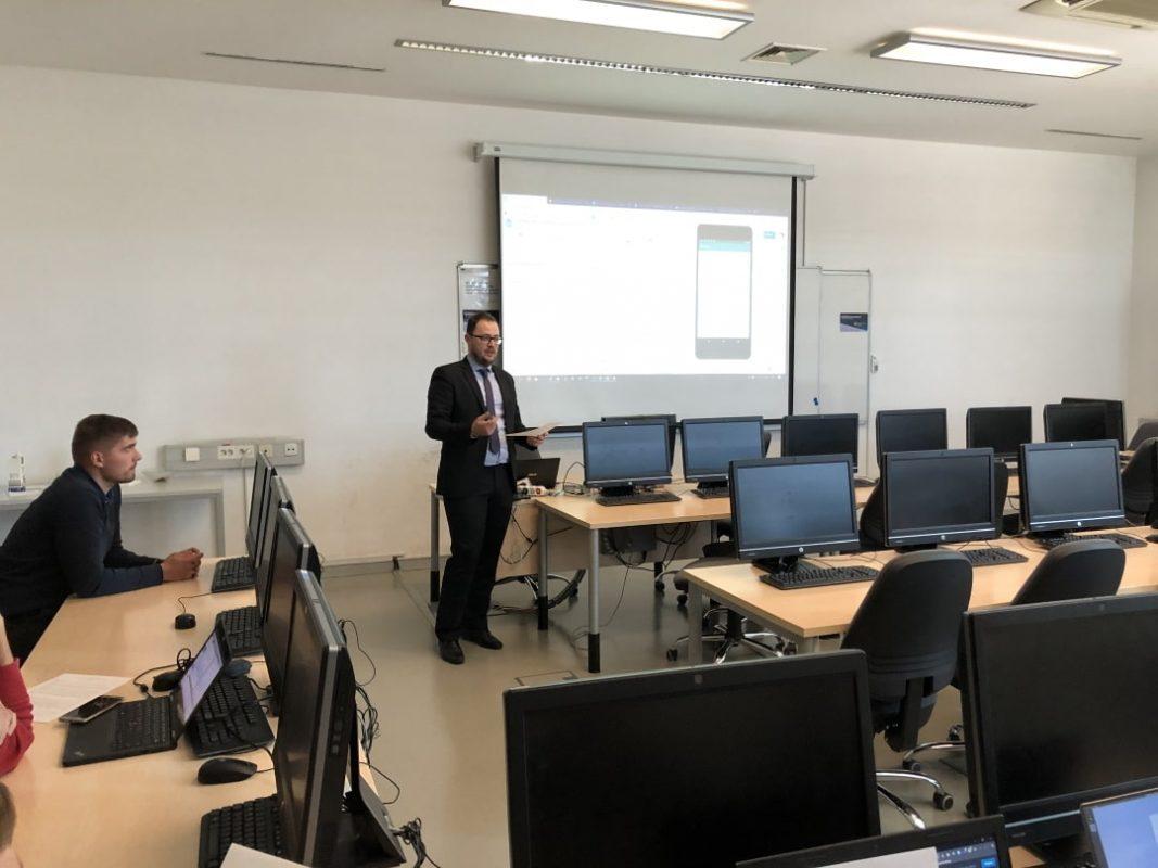 blockchain, Teconomy Maribor 2019 - avla FERI