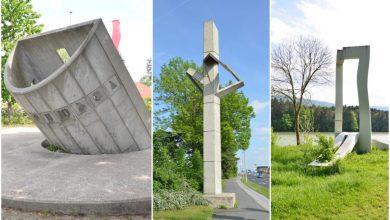 forma viva, Maribor, Bresternice, pot, ploščad, Robert Lee Adzema, Banzô Matsuura, Maciej Szańkowski