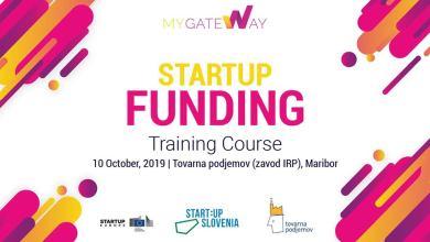 Photo of Startup Funding Training Course – Maribor