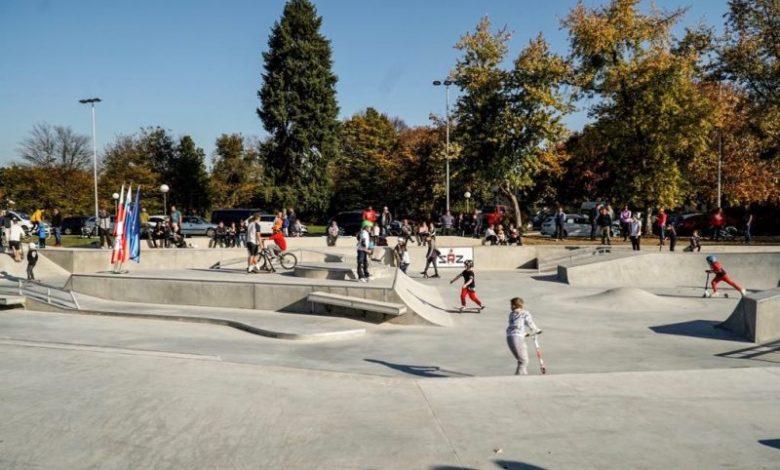 Mariborski skate park, Maribor, Maribor ZA Sk8park, Športni objekti Maribor, slovensko državno prvenstvo v rolkanju, Luka Pen, skate park, Chris Khan, rolkanje