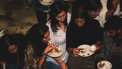 Photo of Mednarodni večer za nove Erasmus študente ob odlični hrani