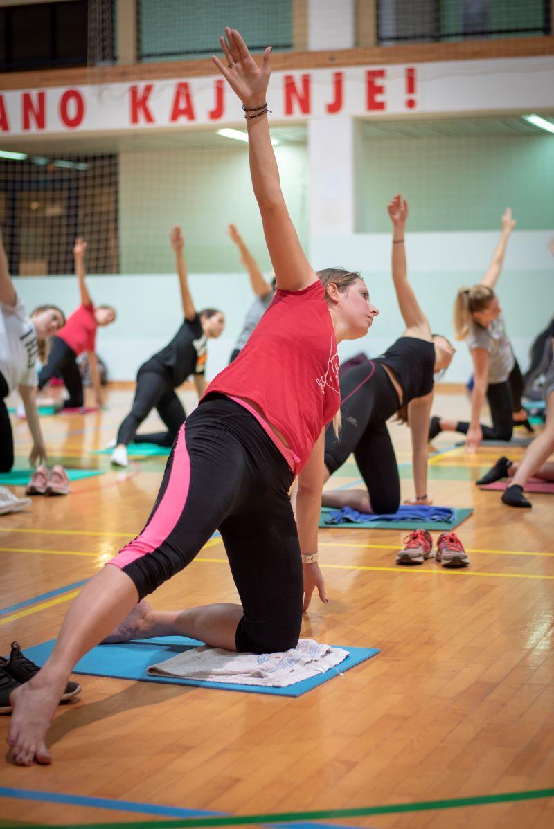 Zdrava zabava, Bodifit, vadba, skupna vadbe, vaje, vadbe, skupne vadbe, vodena vadba, vodene vadbe, UŠC Leona Štuklja, šport v Mariboru, maraton vadbe, telovadba, maraton aerobike, Shape TNZ, SUSA, Slovenska univerzitetna športna zveza, igor lukšič, burn hiit, fusion balance